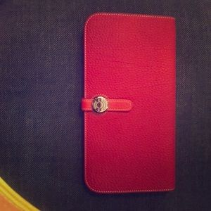 Red Dogon Special Order Electric Wallet
